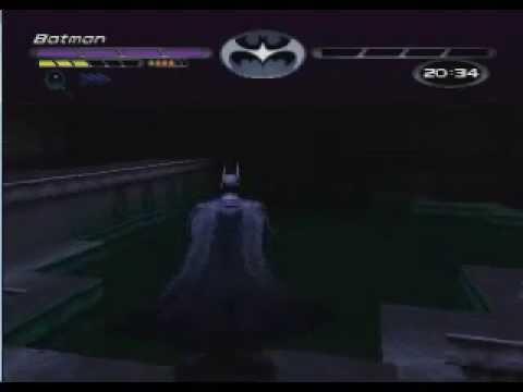 Batman & Robin Walkthrough Gotham Water Works Complete 2/2