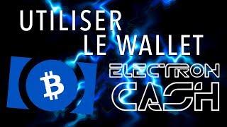 [TUTORIEL] ELECTRON CASH : Comment obtenir ses BCC à partir de son wallet Bitcoin