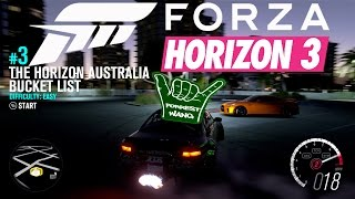 Forza Horizon 3 Forrest Wang Drift Build I THRUSTMASTER TX I 900DOR