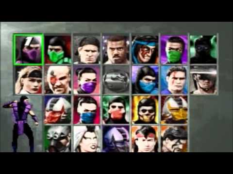 Ultimate Mortal Kombat 3 SNES Playthrough