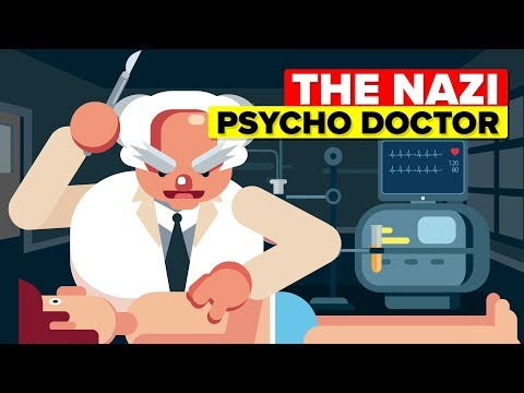 The Nazi Psycho Doctor - Josef Mengele