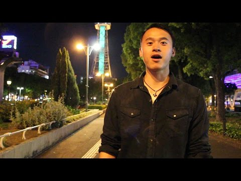 "Nagoya SINGS: ""Say You Won't Let Go"" by James Arthur"