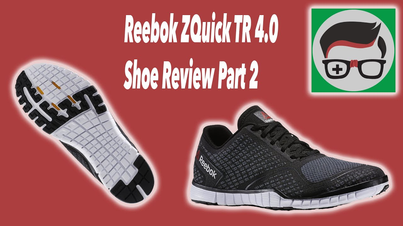 bb6b9ef9a73f0b Should you buy the new Reebok ZQuick TR 4.0 running shoes  Part 2 ...