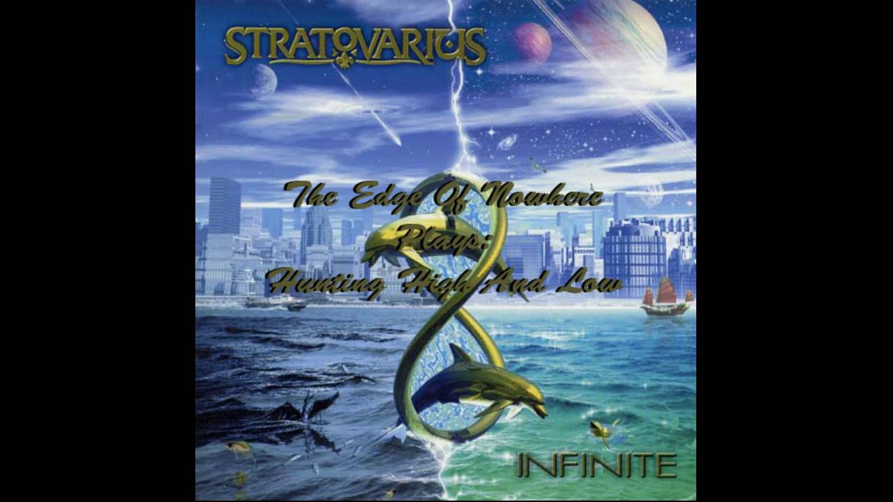 Stratovarius Hunting High And Low Instrumental Youtube