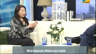 MINE KAWAKAMI - INTERECONOMIA TV  (04 -05-11)
