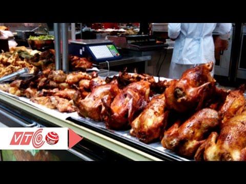 Gà quay siêu thị giá rẻ không tưởng | VTC