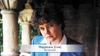 Ron Sexsmith - Happiness (Acoustic - Live)