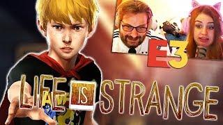 Gronkh und Pan reagieren auf Life Is Strange Captain Spirit  - E3 Stream Highlights 🎬