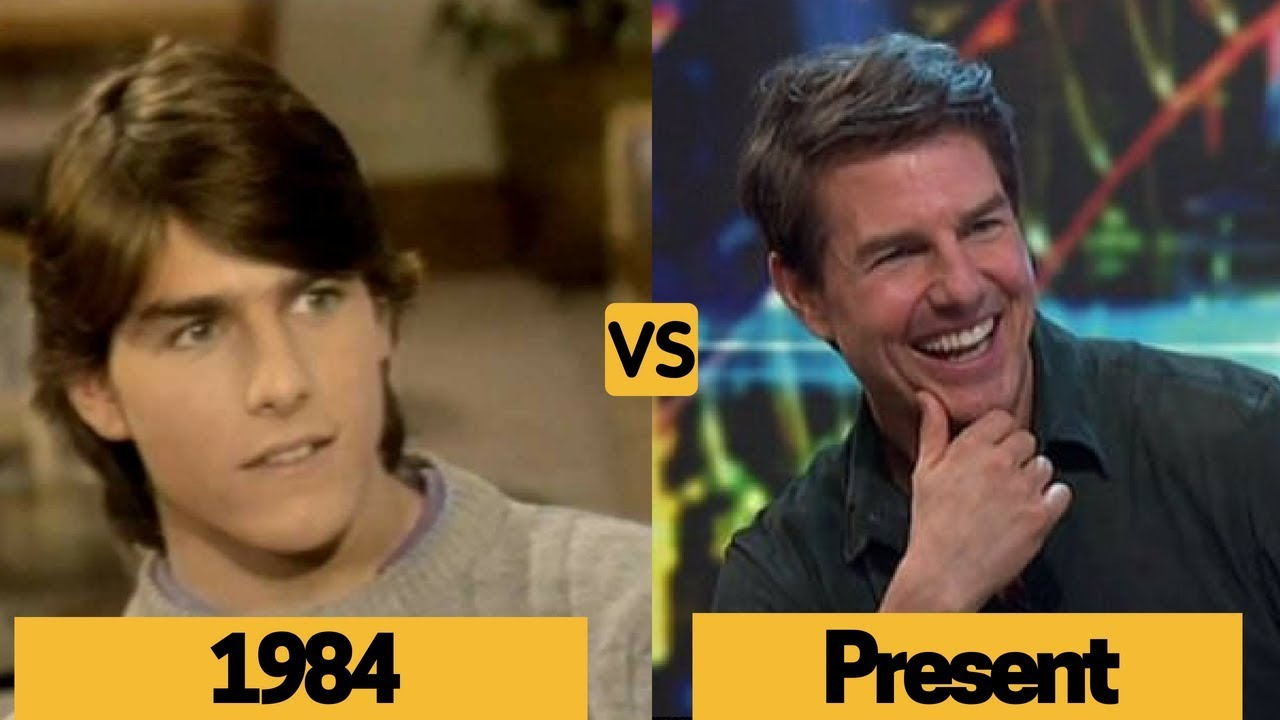 Tom Cruise Interview Comparison and Evolution From age 16 ...