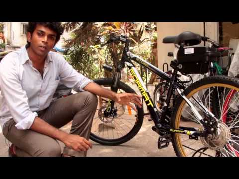 The SunPedal Ride: 6000+ kms on a Solar Bicycle