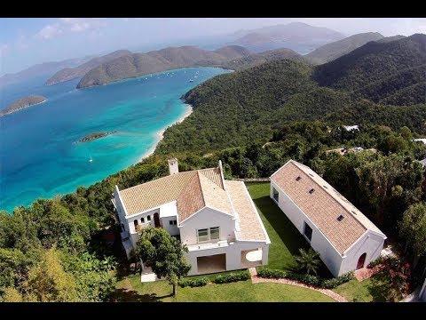 St John's Ultimate Mountaintop Estate in US Virgin Islands | Sotheby's International Realty