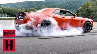 Vinny Smashes the New 797hp HellCat Red Eye Wide Body SCAT Pack thumbnail