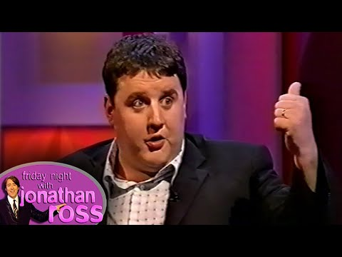 Peter Kay Ruins Movies For Customers At His 'Proper Job' | Friday Night With Jonathan Ross