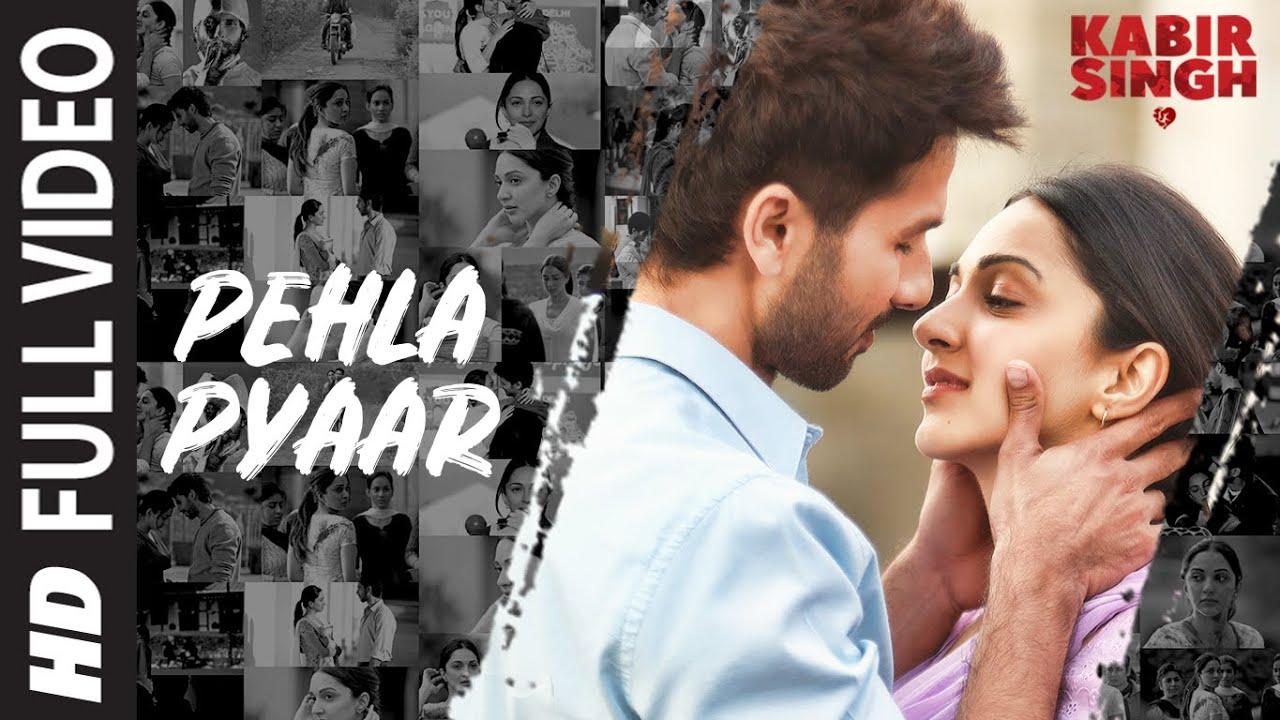 Download Full Song: Pehla Pyaar | Kabir Singh | Shahid Kapoor, Kiara Advani | Armaan Malik | Vishal Mishra