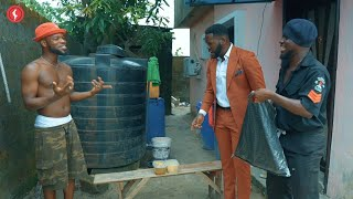 Download BRODA SHAGGI Comedy - BRODASHAGGI AND OFFICER WOOS IN TROUBLE WITH DEYEMI OKANLAWON