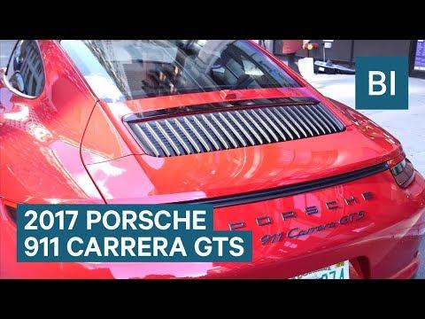 The 2017 911 Carerra GTS Is One Of Porsche's Best