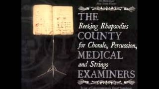 The County Medical Examiners - A Nocuous Naenia For Natural Death