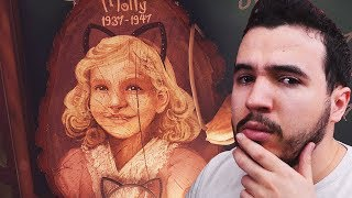CETTE FILLE EST VRAIMENT CHELOU | What Remains of Edith Finch