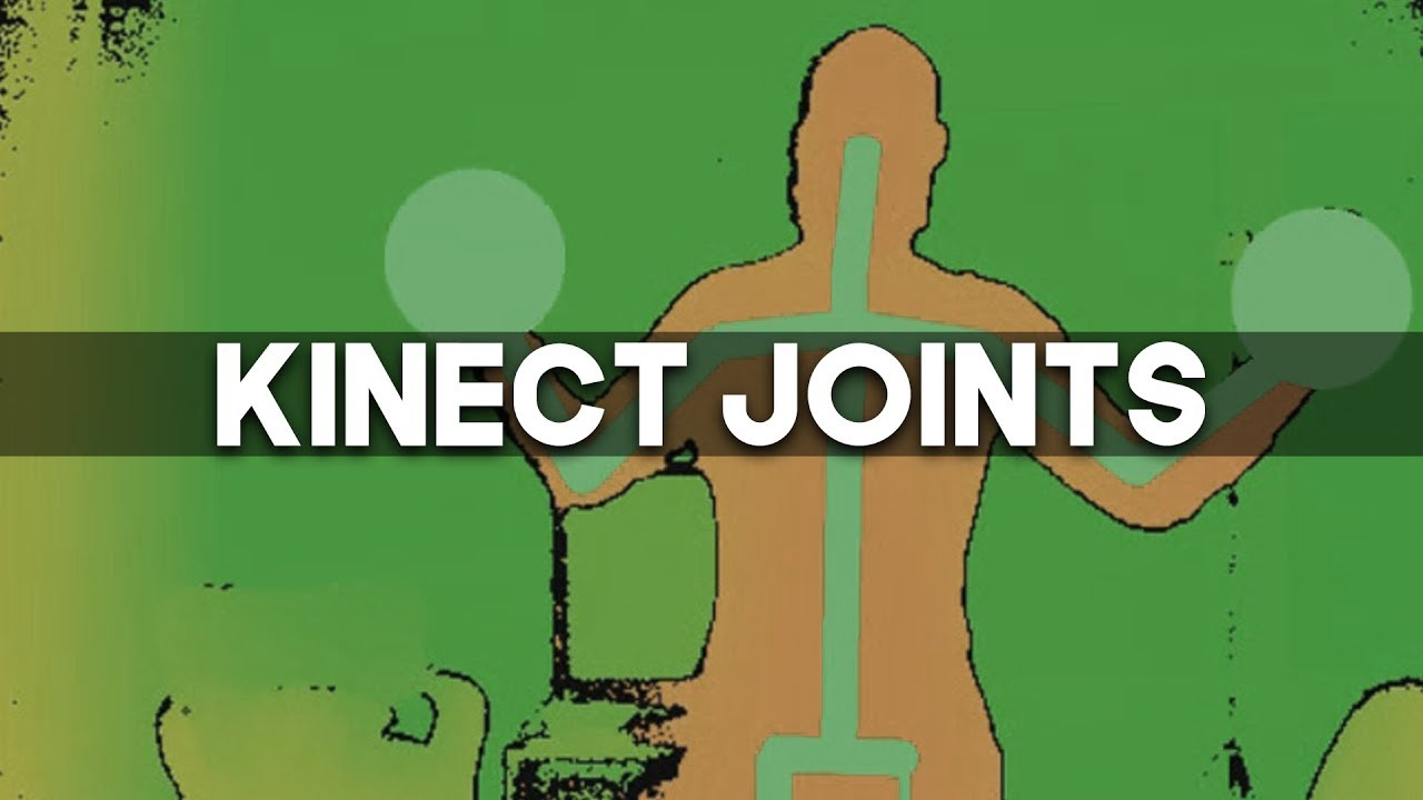 Unity + Kinect Tutorial - Joints (Pt  2)
