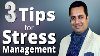 Stress Management Strategies Motivational In Hindi By Vivek Bindra