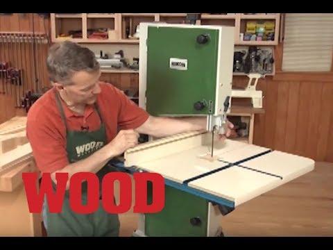 Bandsaw Basics - WOOD magazine