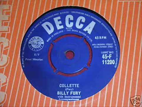 Billy Fury - Margo