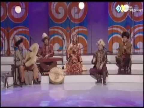 Kazakh turk turan folk - ancient music, turkish, mongol, kerulen, genghis khan, chingkiz, turkic