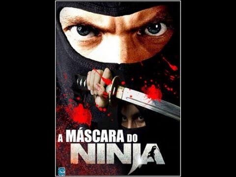 A Mascara Do Ninja . Dublado