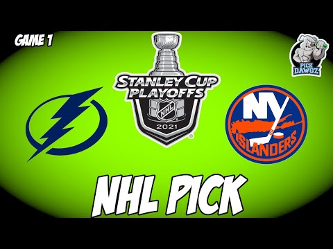 Tampa Bay Lightning vs New York Islanders 6/13/21 Free NHL Pick and Prediction NHL Betting Tips