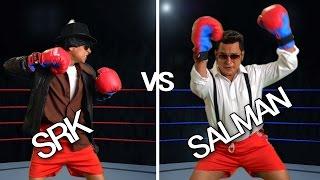Download Salman Khan Vs Shahrukh Khan Rap Battle    Shudh Desi Raps MP3 song and Music Video