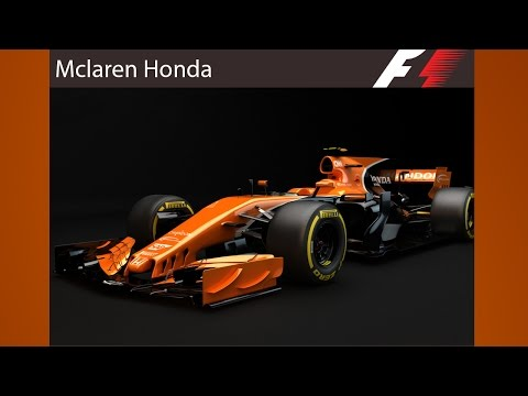 What's Wrong with Mclaren Honda 2017 F1 {1080p 60fps}