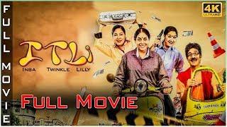 Inba Twinkle Lilly ( ITLY ) Telugu Full Length Comedy Movie |Kovai Sarala | Saranya | Kalpana ||TMT