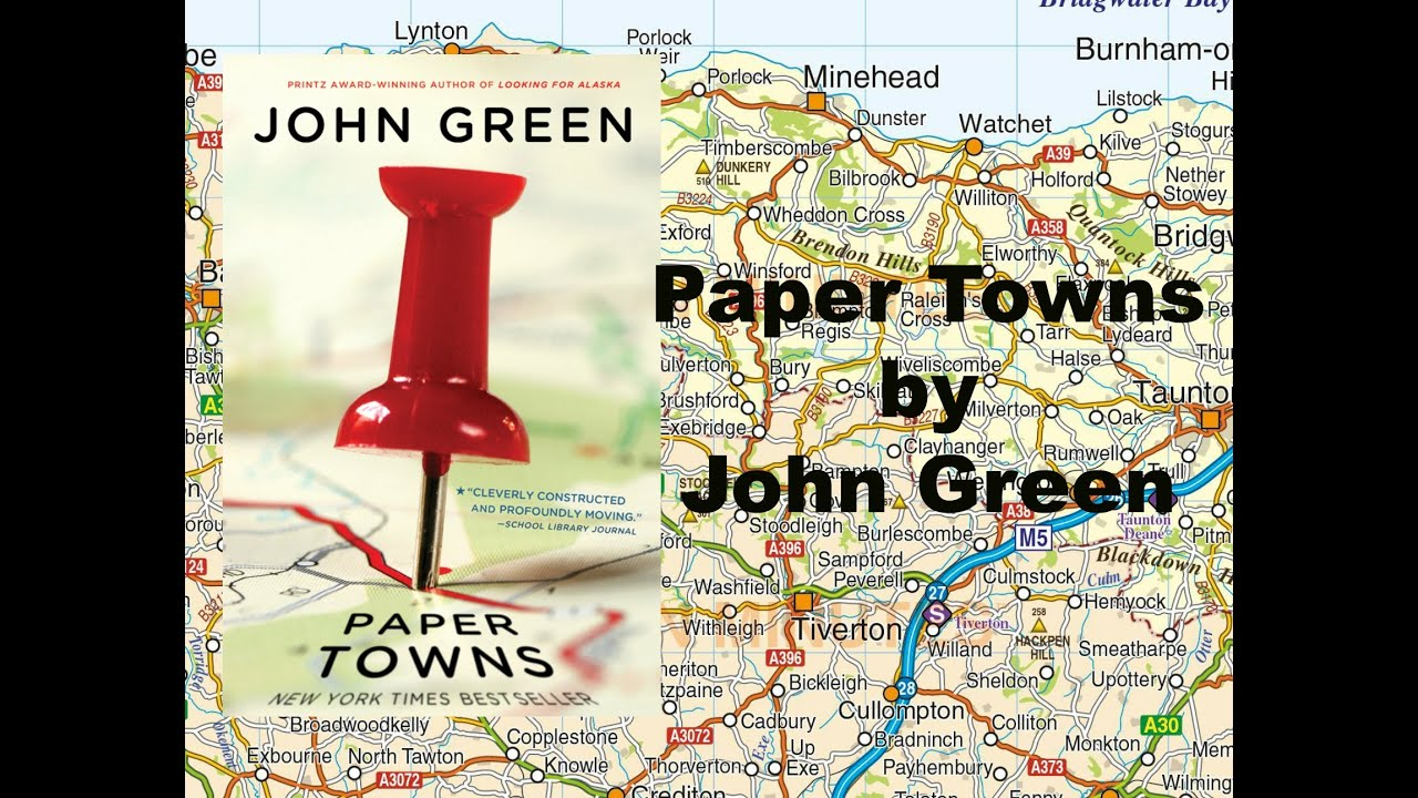 Book report on paper towns