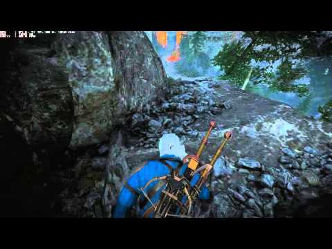 The Witcher 3 Wolven Witcher Gear Bug Solution 1 11 Youtube