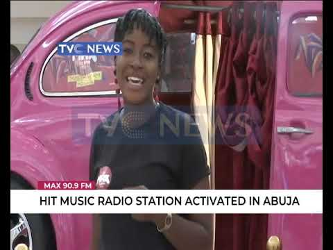 Max FM: Hit Music Radio station activated in Abuja