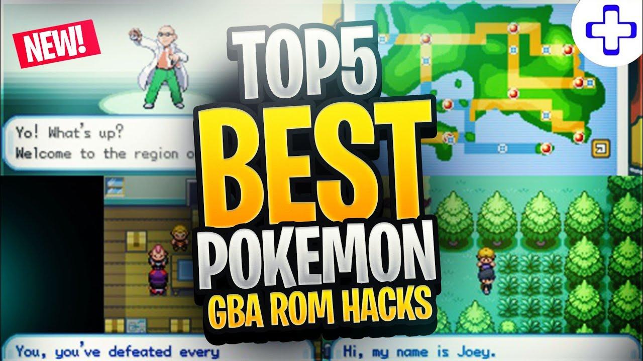 Best pokemon gba rom hacks 2019 | List of Pokemon ROM Hacks Download