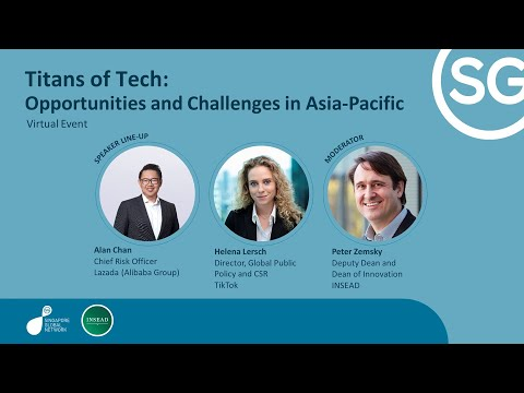 Titans of Tech: Opportunities and challenges in Asia-Pacific