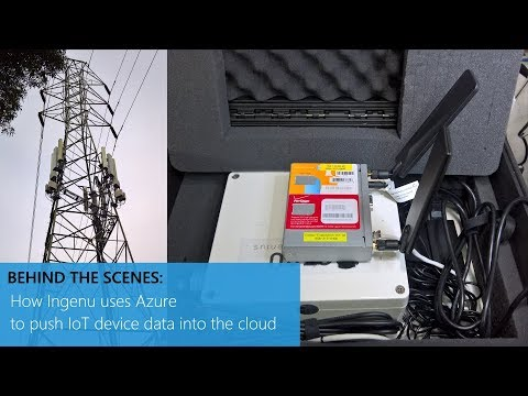 How Ingenu uses Azure to push IoT device data into the cloud