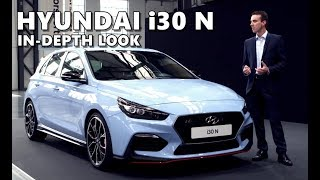 Hyundai i30 N Walkaround Review 2018