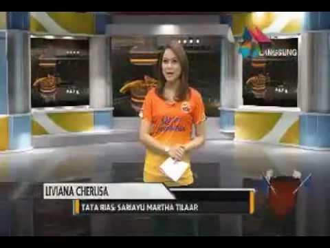 Liviana Cherlisa - Kompas Sport Pagi