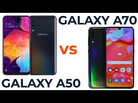 Galaxy A70 Vs Galaxy A50. Стоит ли переплатить?
