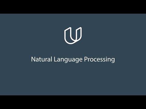 Natural Language Processing Foundation Nanodegree Program