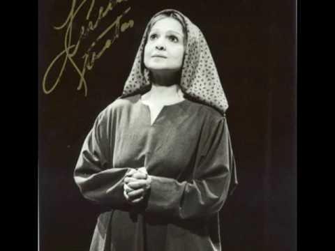 Teresa Stratas~Final Scene-Suor Angelica-Puccini