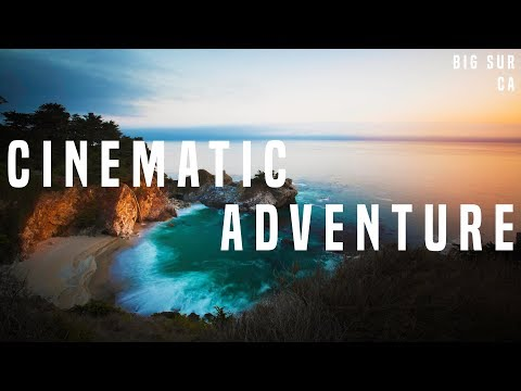 BIG SUR - A Cinematic Adventure