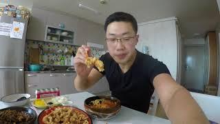 Псевдокитайская кухня в Корее_ЧАМПОН_ТАНСУЮК_ЧАДЖАНМЁН
