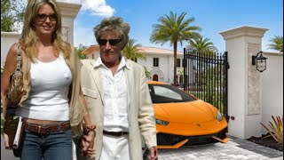 Rod Stewart's Lifestyle ★ 2021