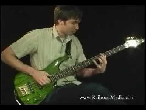 Railroad Media: Bass Slapping Technique - DVD Trailer