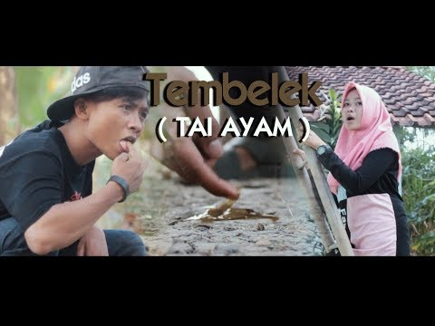 Mangan Tembelek (Tai Ayam) Film pendek ngapak Cilacap