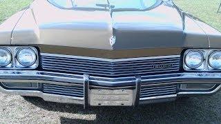 1972 Buick LeSabre Convertible Gold SumterFG040713