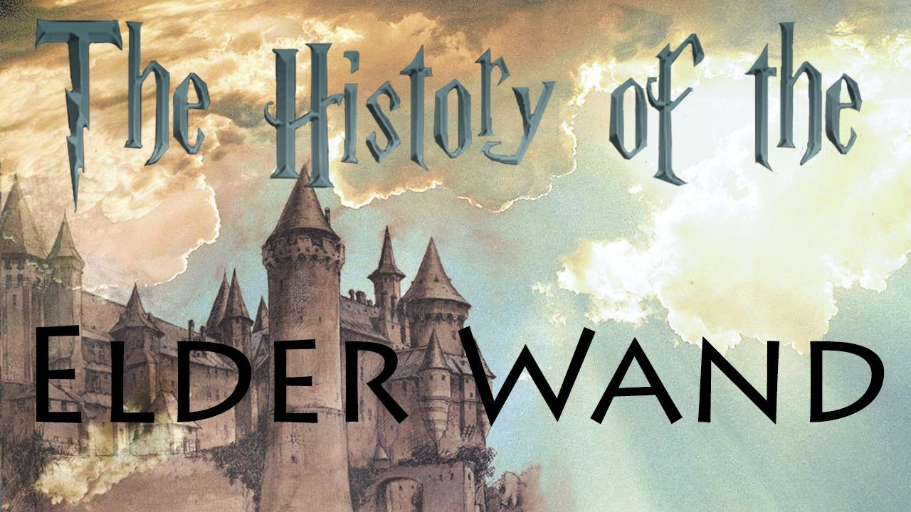 The history of the elder wand youtube for Elder wand made of